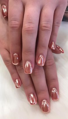 Long Tapered Square 045 Silver With Gems Hand Painted False Fake Nails Artificial Nail Tips