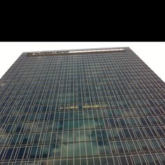 City Tower Prague...highest building and marketing research class there :)