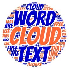 Free Educational Technology: The 5 Best Free Word Cloud Creation Tools for Teachers. How To Use The 5 Best Free Word Cloud Creation Tools for Teachers. Instructional Technology, Educational Technology, Word Cloud Generator Free, Elearning Industry, 21st Century Classroom, Word Collage, Technology Tools, Assistive Technology, Web 2.0