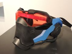 Check this out: Soldier: 76 Light Up Mask by Brandon Pomeroy and Daniel Walsh