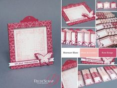 "Djudi'Scrap Stampin'Up! - Swaps Cadre Souvenir On Stage Stampin'Up! 2016 ""Timeless Textures"""