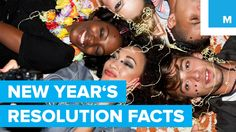 New Year's Resolutions: By the Numbers | Mashable