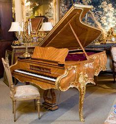 The Refinishing Shop - Antique Piano Restoration