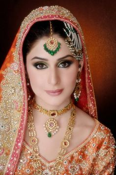 Indian Wedding Bridal Colorful Jewellery Styles