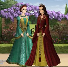 America and Eadlyn by on DeviantArt Selection Series, The Selection, Princess Zelda, Disney Princess, Disney Characters, Fictional Characters, Aurora Sleeping Beauty, Daughter, America