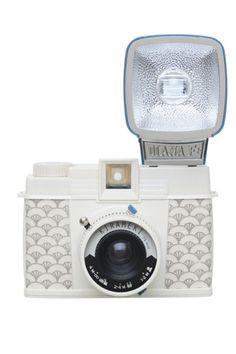 White Holga. Add to iList Apps® Wedding Registry at www.ilistapps.com