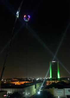 New Year's Eve. McAllen, Texas. Mcallen Texas, Rio Grande Valley, Lone Star State, Night Shot, South Texas, New Years Eve, Empire State Building, Shots, Deep