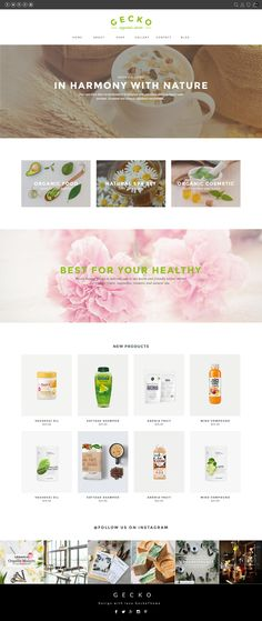 Best Woocommerce theme for online fashion store, handmade store, furniture store, organic store.