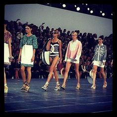 Chanel Finale - Spring '13