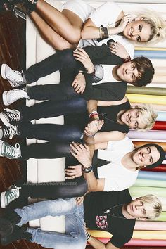 Unfortunately, I don't have any big posters of them :/ but this is my fave(: