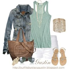 Jean Jackets are the PERFECT staple piece for a top/jean outfit !