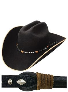 bfe8b9f831e Resistol Hats - High Stepper B Black Wool Collection -  CowgirlChic  Resistol Hats