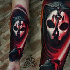 Awesome piece by @ad_pancho #inkedmag #inkedshop #tattoos #tattoo #freshlyinked #art