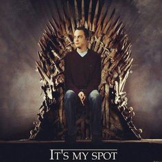 Game of thrones big bang style
