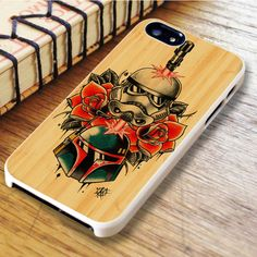 Star Wars Wood Tatto iPhone 6|iPhone 6S Case