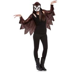 Owl Haunt You Adult Costume. Yup this is it.