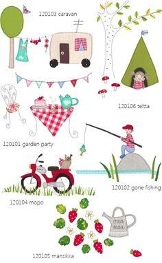 by SyKo Kajsa (www.syko.fi) love her things!
