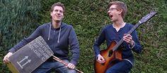 Musikercombo im Interview: Zwei Brüder über ihre gemeinsame Leidenschaft zur Musik