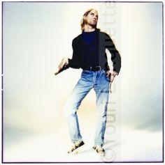 """THE LAST SHOOTING, KURT COBAIN PAR YOURI LENQUETTE La dernière séance photo du chanteur de Nirvana, ou""""The Last Shooting"""".   #paris #expo #gratuite"""