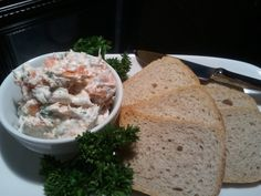 Steel Head Trout Dip With Dill