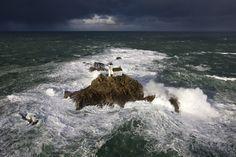 Tempête Christian : le Nord-Ouest balayé par les vents