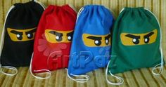 Lego Ninjago, Ninjago Party, Ninja Birthday Parties, Birthday Party Themes, Boy Birthday, Birthday Ideas, Festa Ninja Go, Lego Craft, Lego Man