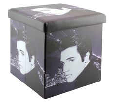 http://amzn.to/25ZigLN  Elvis Storage Box