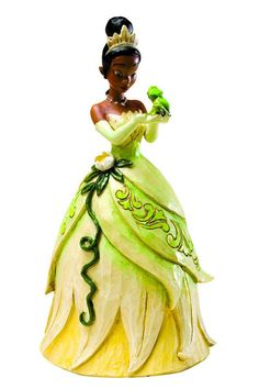 Disney Princess Tiana Figurine