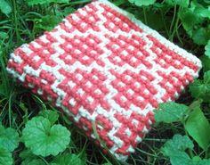 foldedreddishcloth