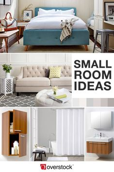 You don't have to compromise your style just because you're short on space. Check out our tips and tricks to make your small space feel big, bright, and beautiful. Shop our huge selection of laptops at Overstock.com. Free shipping.*