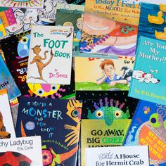 Activities to go along with a bunch of books. // Books and Activities For Kids Preschool Literacy, Preschool Books, Kindergarten Reading, Reading Activities, Teaching Reading, Teaching Ideas, Early Literacy, Reading Strategies, Infant Activities