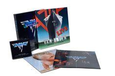 Win a Van Halen CD and LP Prize pack!