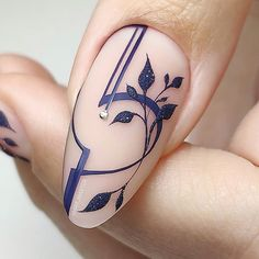 Beautiful Nails 2019 The Best Nail Art Design Glam Nails, Beauty Nails, Fun Nails, Pretty Nails, Stiletto Nails, Nail Art Violet, Purple Nail Art, Best Nail Art Designs, Acrylic Nail Designs
