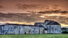 Abadía de Trizay ,Francia