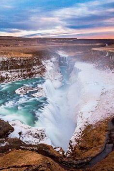 Gullfoss, Iceland                                                                                                                                                                                 More