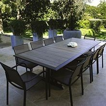 Les Jardins Patio Furniture Hegoa Table And Stacking Chairs Sheridan Nurseries For