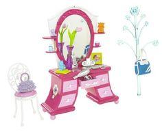 Barbie My House Vanity Set