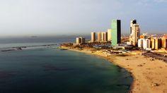 Aerial View -TRIPOLI, LIBYA