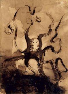 Non content d'être un écrivain renommé, Victor Hugo était aussi un dessinateur…