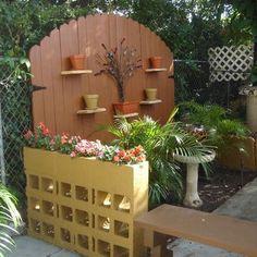 Cinder Block Walls Design Ideas, Pictures, Remodel, and Decor
