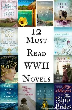 12 Must Read WWII No