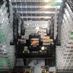 Minifig organist plays the pipe organ in our LEGO cathedral #lego #legocity #legomovie #legochurch #legopipeorgan #legoorgan #organ #pipeorgan #minifig #legoorganist #minifigorganist #legocathedral #cathedral #church  #anglicancathedral #episcopalcathedral #legofan #legolayout #brick #moc #legominifigures #minifigure #minifigs #minifig #legomoc #lego365 #legobricks #legos #orgue #orgel #organo
