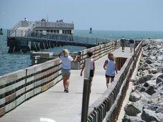 Cocoa Beach - reviews, photos, video clips. Florida beach Vacation!