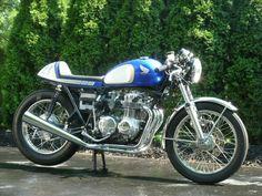 1975 Honda : CB