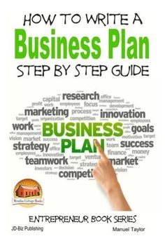 How To Write A Business Plan  Step By Step   Business Plan In