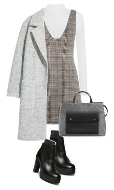 """""""Untitled #990"""" by sophialindstroem ❤ liked on Polyvore featuring WearAll, Topshop, Monki, Steve Madden and MANGO"""