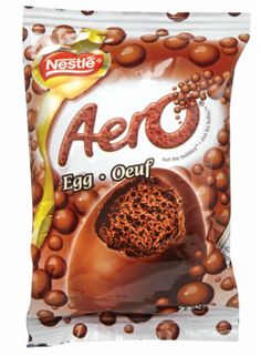 Aero Eggs Canada 150, Snack Recipes, Snacks, Easter Stuff, Easter Baskets, Bubbles, Chips, Eggs, Candy