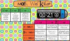 A Growing Class...: Smart Board Rotation Schedules - CHECK!
