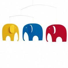 Flensted Mobile Elefanten