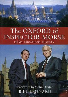 """""""The Oxford of Inspector Morse"""" av Leonard William Kenneth - Bought used on eBay/World of Books/Abe Books"""